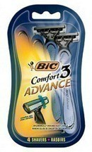 bic-comfort-advance-razors