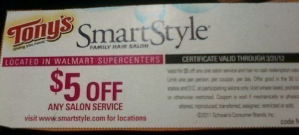 SmartStyle is the franchise hair salons available in various part of US and Canada. tikepare.gq provides affordable and high quality haircuts in Walmart stores and many other nationalize superstore in your area. They have highly professional and expert stylist who provide quality service at cheap rate.