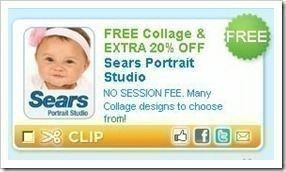 FREE Sears Portrait Collage &