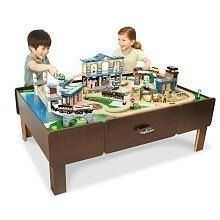 Toys R Us Imaginarium City Central Train Table 99 99 Was