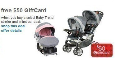 You Can See Participating Baby Trend Items HERE Click Shop This Deal