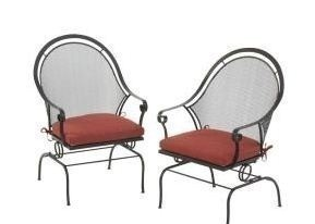 Home Depot: 2 Plantation Pattern Napa Collection Patio Chairs $58 Shipped  (Was $170)