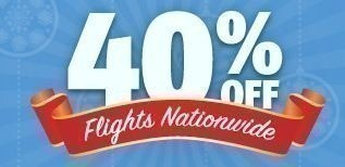 Ends Today :: Southwest Airlines: 40% off Flights Nationwide for Select Travel Dates