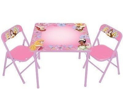 Kohl S Disney Erasable Activity Table And Chair Set 24