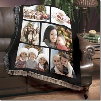 Walmart B1g1 Free Woven Collage Photo Blanket Free Ship