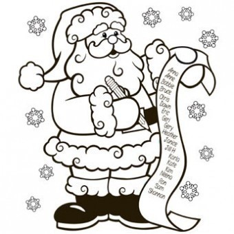 freebies for kids christmas coloring pages santa letters more