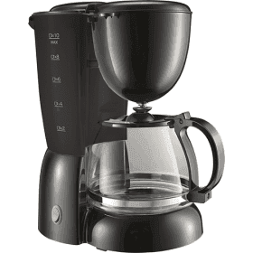 Best Buy: 10 c. Black and Decker Coffee Maker $4.99 Shipped!