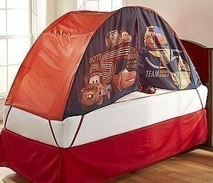 my kids are in love with tents u2013 they even sleep inside of them at night too i have evern fallen asleep in their play tent myselfu2026 kmart has disney and