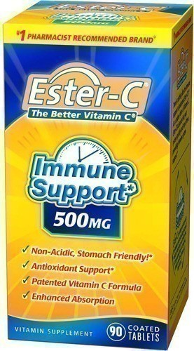 picture regarding Ester C Coupons Printable known as Clean $3/1 Ester C Printable + Walgreens Package The CentsAble