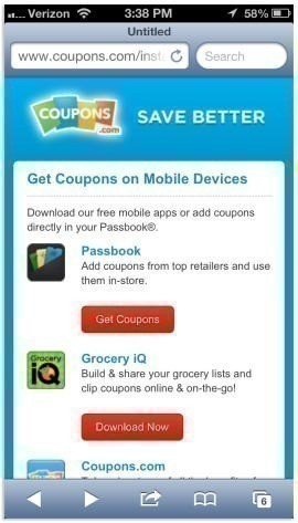 How To Printing Coupons From Your Ipad Or Android Device The Centsable Shoppin