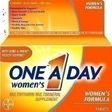 Walgreens: One a Day Womens Multivitamins as low as FREE