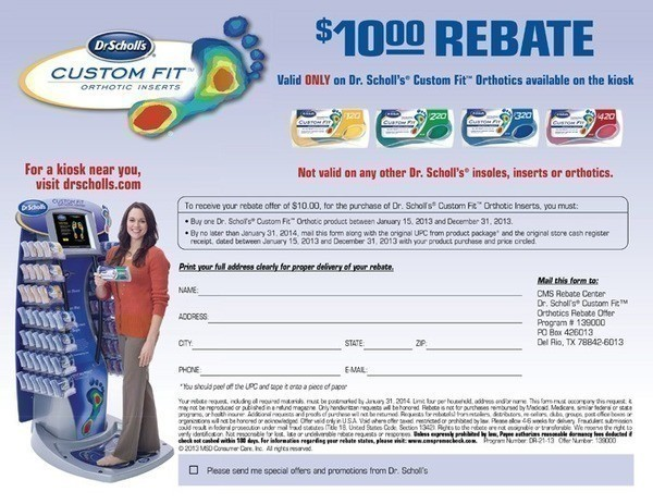 image regarding Dr Scholls Inserts Coupons Printable titled Dr scholls cf 440 coupon codes : Fb promotions lead