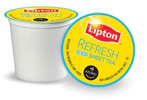 FREE Sample | Lipton Tea K-Cup Sampler Pack