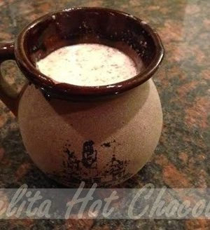 Mexican Hot Chocolate Recipe | 3 Ingredients