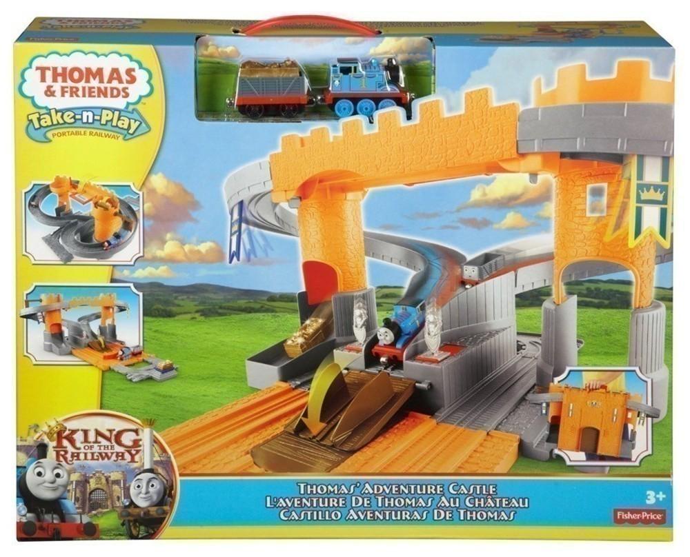Thomas Train And Friends Thomas The Train Take n Play Thomas Adventure Castle
