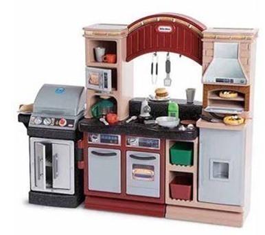 Walmart: Little Tikes Brick Oven Pizza Kitchen $99.97 (Reg. $170)