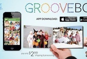 Score a FREE Groovebook with up to 100 Keepsake Photos