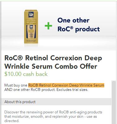 Roc retinol coupons