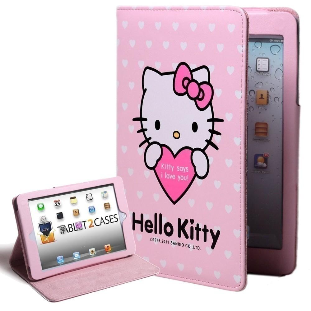 Amazon: Hello Kitty iPad Mini Folder – $8.12 {Shipped}