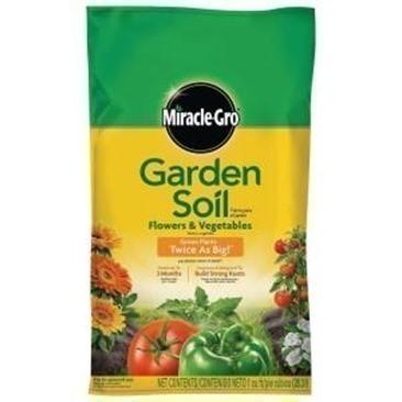 Home Depot Miracle Gro Gardening Soil 2 50 Per Bag Rebate