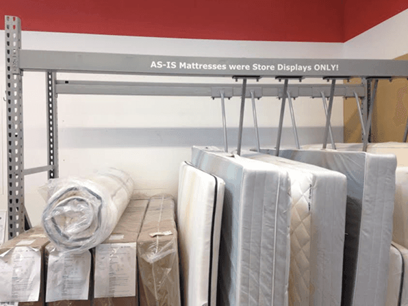 Your U0027brand Newu0027 Reduced Price Mattress May Have Has A Few Hundred Butts On  It, But That 30 60% Discount Might Make It Worth ...