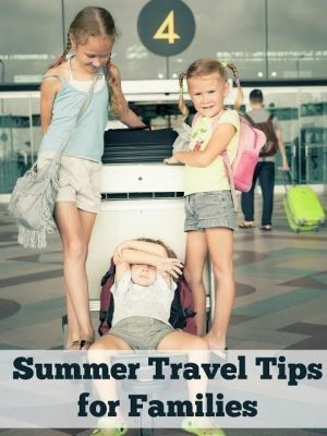 Summer Travel Tips for Families {Easy Ways to Prevent Stress on your Trip!}