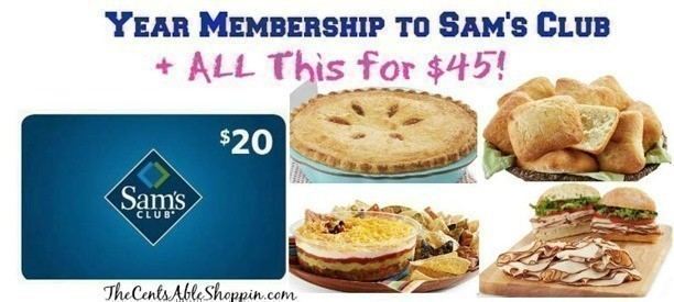 Sam's Club Membership Groupon