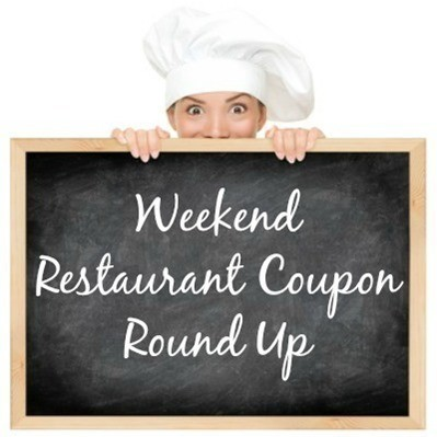 Weekly Restaurant Deals - The CentsAble Shoppin