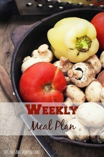 Meal Plan - The CentsAble Shoppin