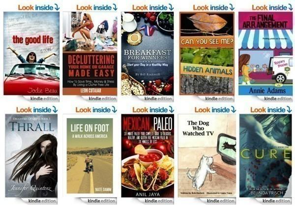10 Free Kindle Books 8 20 14