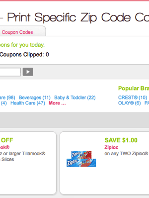 Problems Printing Coupons with Internet Explorer 11  {Suggestions for a Fix}