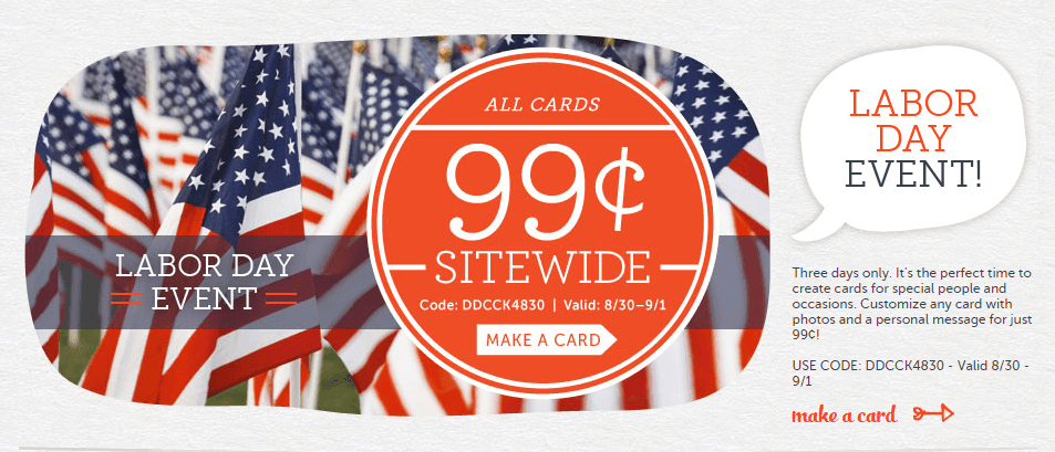 Cardstore Personalized Greeting Cards Just 99