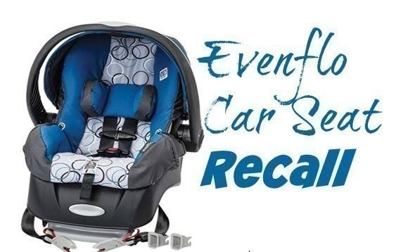 If You Have A Kiddo In An Evenflo Car Seat Best To Check Out This Latest Recall On Several Models