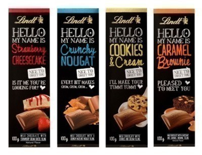 LINDT USA HELLO COLLECTION