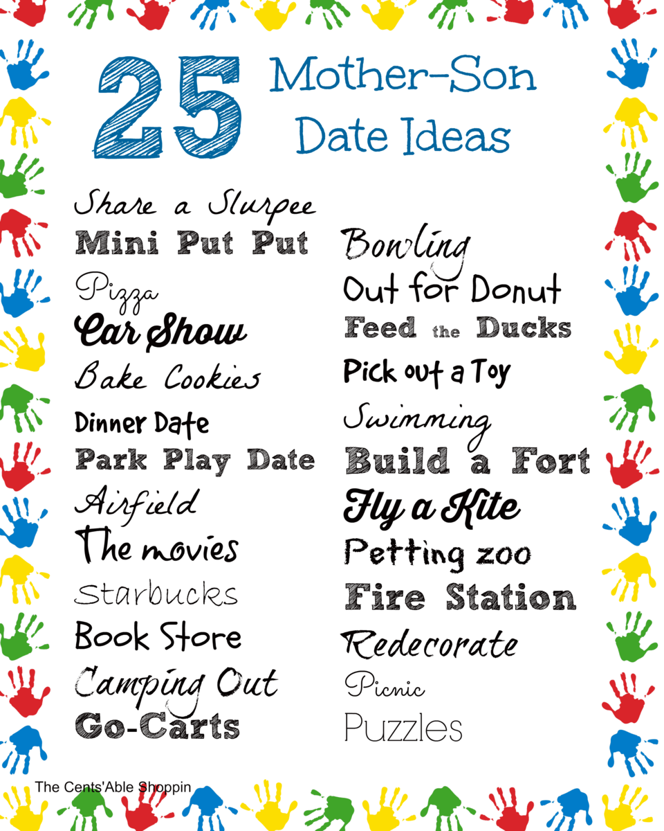 25 Mother Sun Date Night Ideas