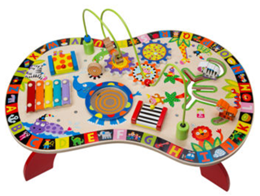 Costco Alex Toys Sound Play Busy Table Just 19 99 Retails At 60
