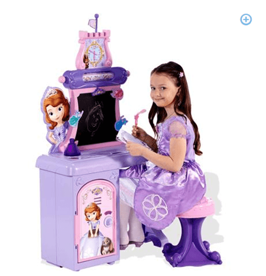 Disney Princess Sofia The First Royal Prep Talking School