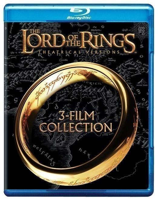 lord of the rings theatrical trilogy bluray 8 movie