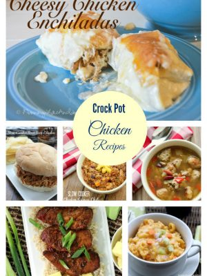 28 Easy Crock Pot Chicken Recipes