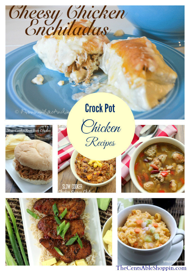 Crock Pot Chicken Recipes