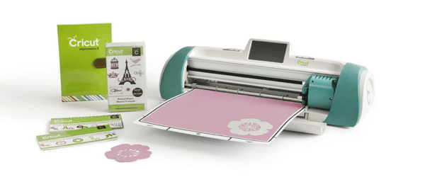 Cricut Expression 2 Machine in Teal with 2 Preloaded
