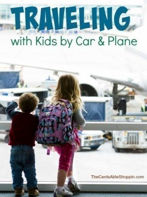 Tips for Traveling with Kids at the Holidays