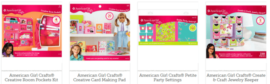 Michael Rsquo S American Girl Crafts 40 Off Free Ship To Store