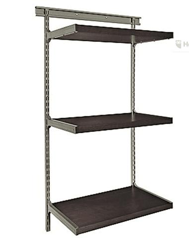 Shelftrack Elite Bookshelf Kit Just