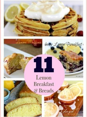 11 Ways to Use Up Lemons in Breakfasts & Breads