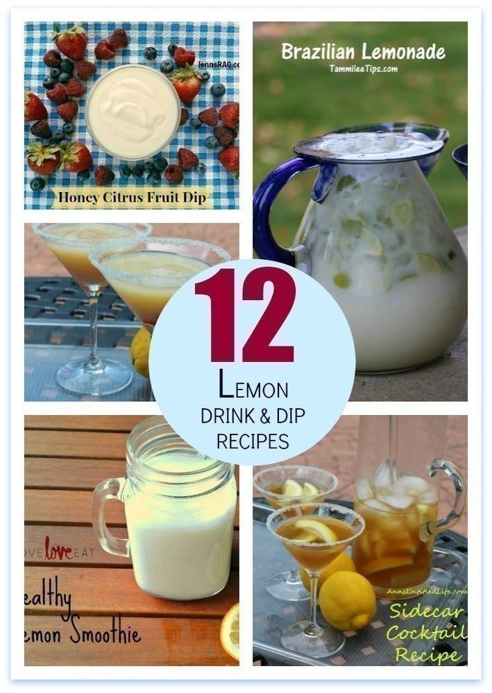 Drinks & Dips