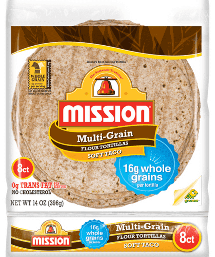 $1 off Mission Tortillas – Carb Balance or Multigrain