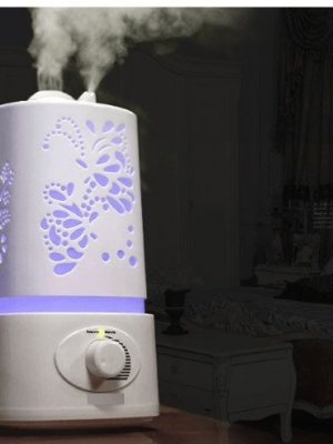Amazon: 1.5L Ultrasonic Diffuser Air Purifier $31.99