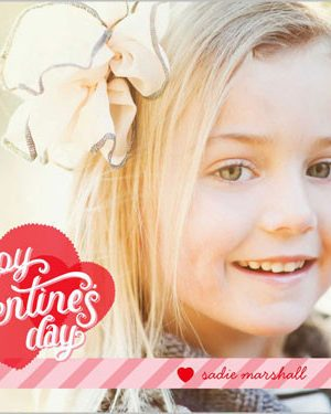 Shutterfly: FREE Personalized Valentine's Card {Pay Only Shipping}