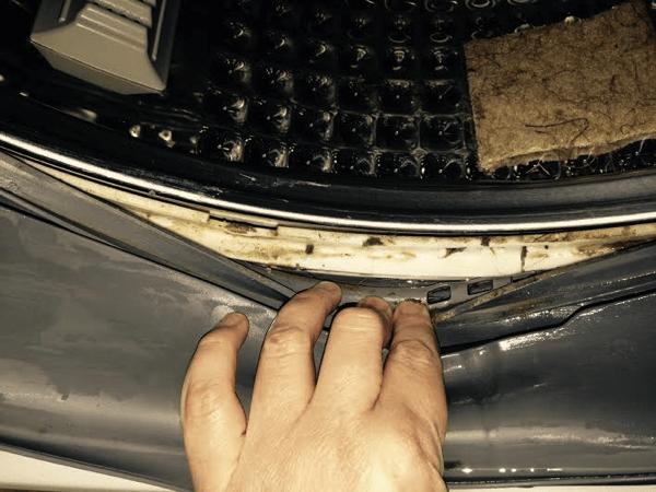 how to clean my washing machine drum